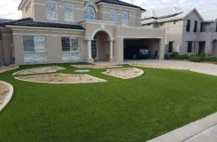 Front House After Perth Synthetic Turf