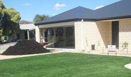 Synthetic Turf For Perth S Front Yards All Seasons