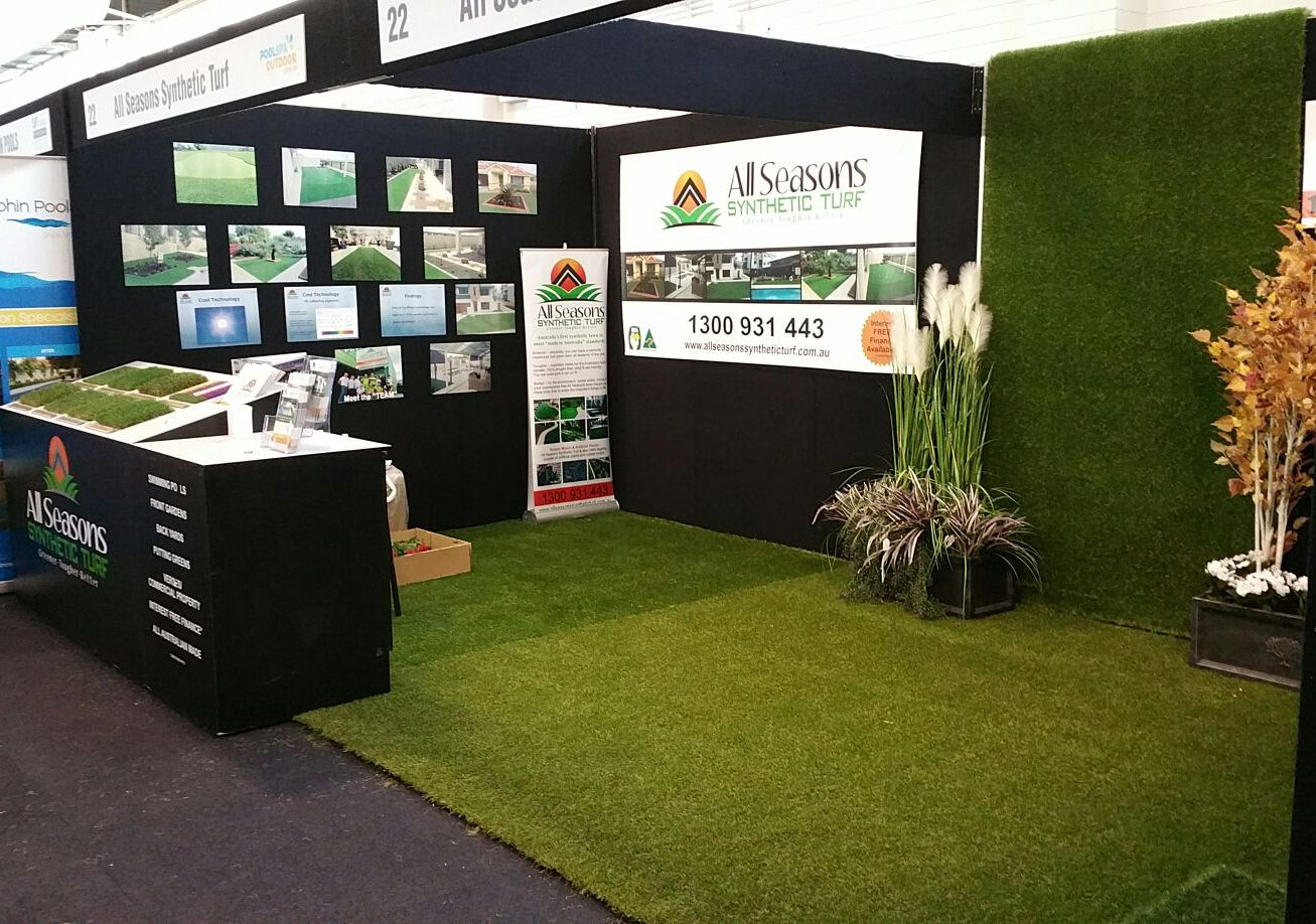 Better Homes And Gardens Live Come And Meet Us At The Show Stand 2712 All Seasons Synthetic